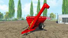Jan Tanker Fast 19.000 pour Farming Simulator 2015