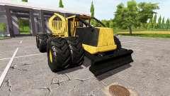 Tigercat 635E v2.0 pour Farming Simulator 2017
