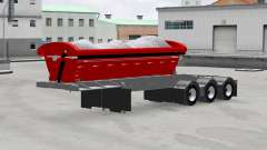 Tipper semi-trailer Midland TW3500