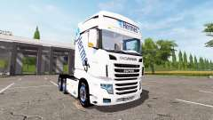 Scania R700 Evo Hermes