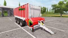 Strautmann Tera-Vitesse CFS 5201 DO pour Farming Simulator 2017