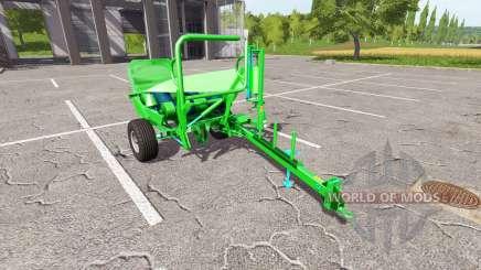 Packer Ballen RDAllen für Farming Simulator 2017