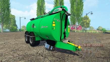 Samson PG 20 pour Farming Simulator 2015