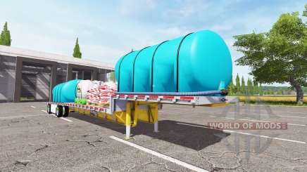 Wilson sprayer für Farming Simulator 2017