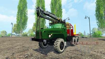Ural 44202-0311 für Farming Simulator 2015