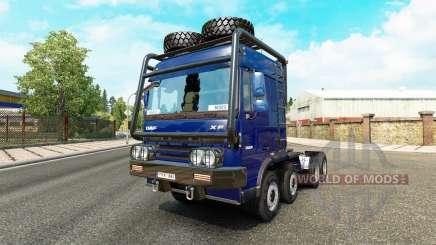 DAF XF 8x4 v1.2 für Euro Truck Simulator 2