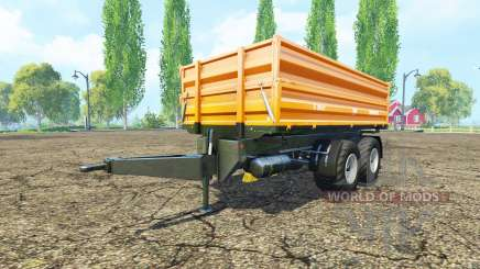 BRANTNER E 8041 2-achser für Farming Simulator 2015