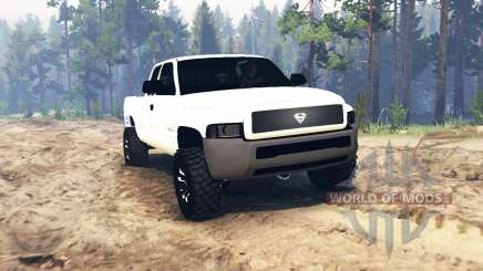 Dodge Ram 1500 1999 pour Spin Tires