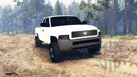 Dodge Ram 1500 1999 für Spin Tires