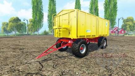 Kroger HKD 302 multicolour für Farming Simulator 2015