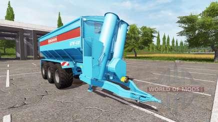 BERGMANN GTW 430 multicolor pour Farming Simulator 2017
