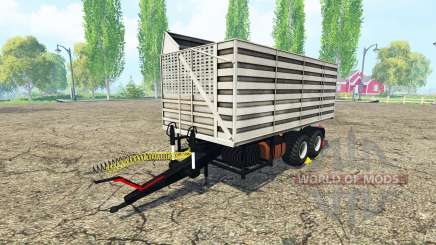 Fortschritt HW SHA für Farming Simulator 2015