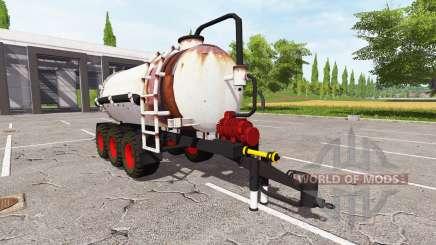 Trailer für Farming Simulator 2017