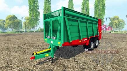Farmtech Fortis 2000 für Farming Simulator 2015