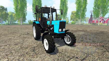MTZ-82.1 v3.0 für Farming Simulator 2015