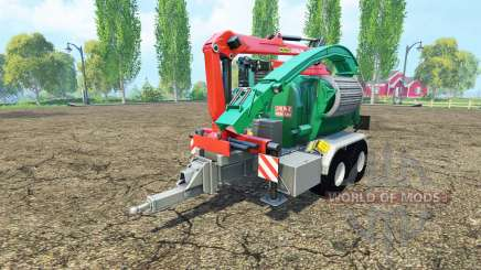 Jenz HEM 583 Z für Farming Simulator 2015