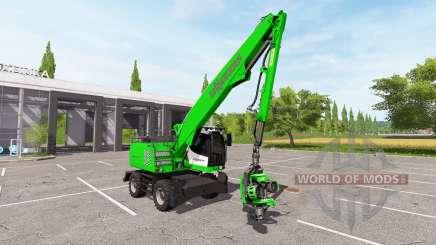 Sennebogen 718 wheel für Farming Simulator 2017