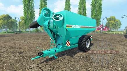 HORSCH Titan 38 UW pour Farming Simulator 2015