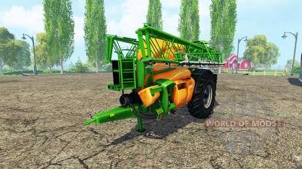 Amazone UX5200 v2.0 pour Farming Simulator 2015