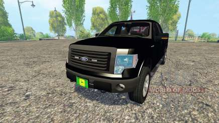 Ford F-150 Unmarked Police pour Farming Simulator 2015