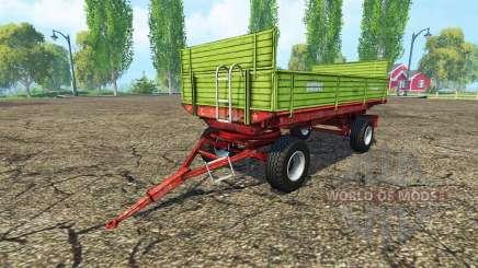Krone Emsland v1.6.4 für Farming Simulator 2015