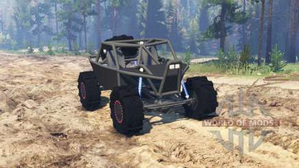 Wrangmog Ultra 4 pour Spin Tires