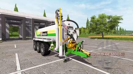 Bossini B200 green v4.0 für Farming Simulator 2017