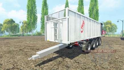 Fliegl TMK 266 4-axis pour Farming Simulator 2015