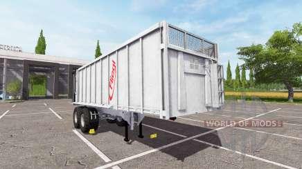 Fliegl TMK pour Farming Simulator 2017