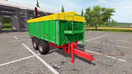 Kroger HKD 302 overload pour Farming Simulator 2017