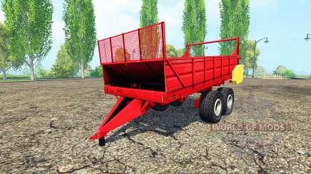 PRT 10 v1.1 pour Farming Simulator 2015