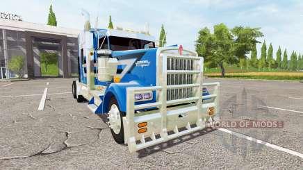 Kenworth W900L pour Farming Simulator 2017