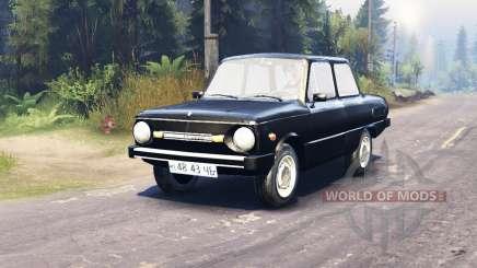 ZAZ 968M pour Spin Tires