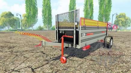 Gruber SM 450 pour Farming Simulator 2015