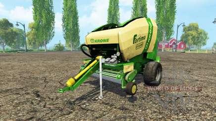 Krone Fortima V 1500 (MC) für Farming Simulator 2015