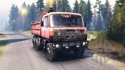 Tatra 815 S1B v2.0 pour Spin Tires