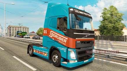 Skins für den LKW-Verkehr v2.1 für Euro Truck Simulator 2