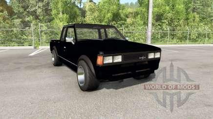 Datsun 720 1981 King Cab v0.3 für BeamNG Drive