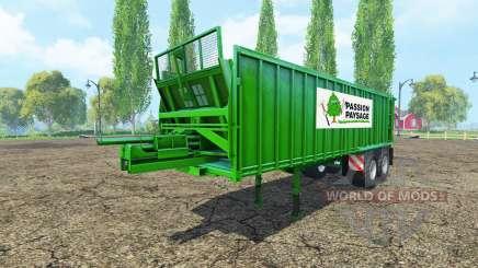 Fliegl ASS 298 Passion Paysage pour Farming Simulator 2015