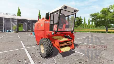 Bizon Z058 v2.0 pour Farming Simulator 2017