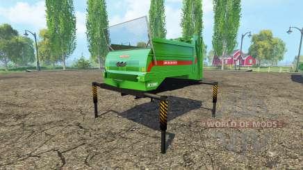 BERGMANN M 1080 v1.1 für Farming Simulator 2015