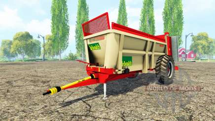 LeBoulch Maxi HVS 417 pour Farming Simulator 2015