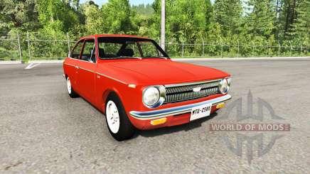 Toyota Corolla Sprinter 1969 v0.9.2 für BeamNG Drive