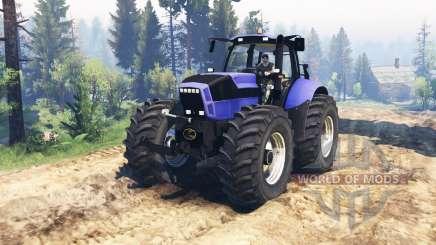 Deutz-Fahr Agrotron X 720 v2.0 für Spin Tires