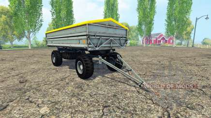 Fortschritt HW 80.11 v1.3 für Farming Simulator 2015