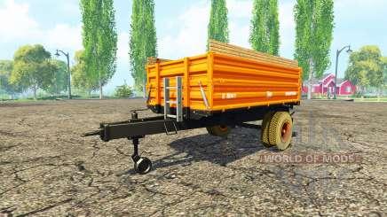 BRANTNER E 8041 v2.0 für Farming Simulator 2015