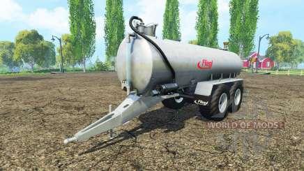 Fliegl VFW 25000 v1.1 pour Farming Simulator 2015