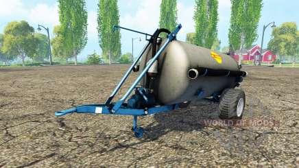 Puhringer 3200 für Farming Simulator 2015