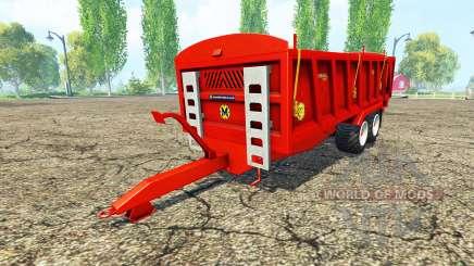 Marshall QM-16 pour Farming Simulator 2015