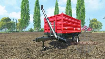 BRANTNER E 8041 overload pour Farming Simulator 2015